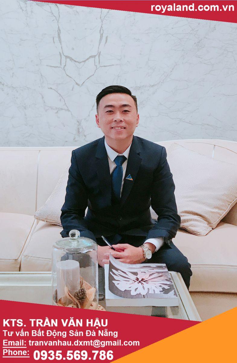 Chuyên viên tư vấn Trần Văn Hậu 0935569786